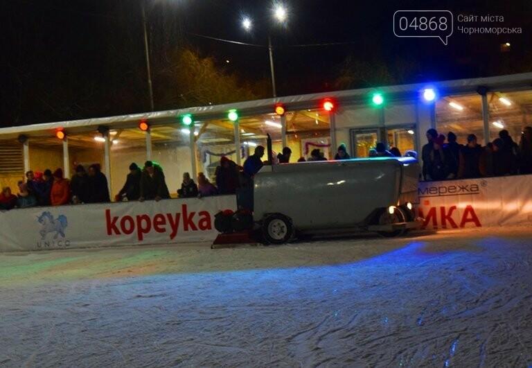 В Черноморске пройдёт «Ледовое шоу», фото-10