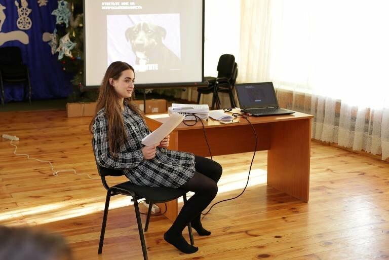 В Черноморске проходит зимняя сессия лагеря лидеров, фото-2
