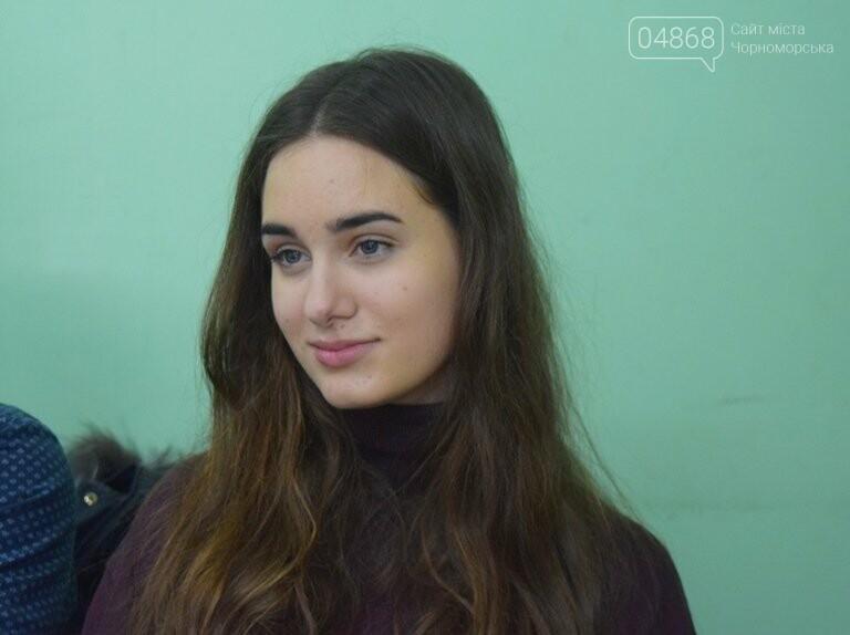 В Черноморске проходит зимняя сессия лагеря лидеров, фото-16