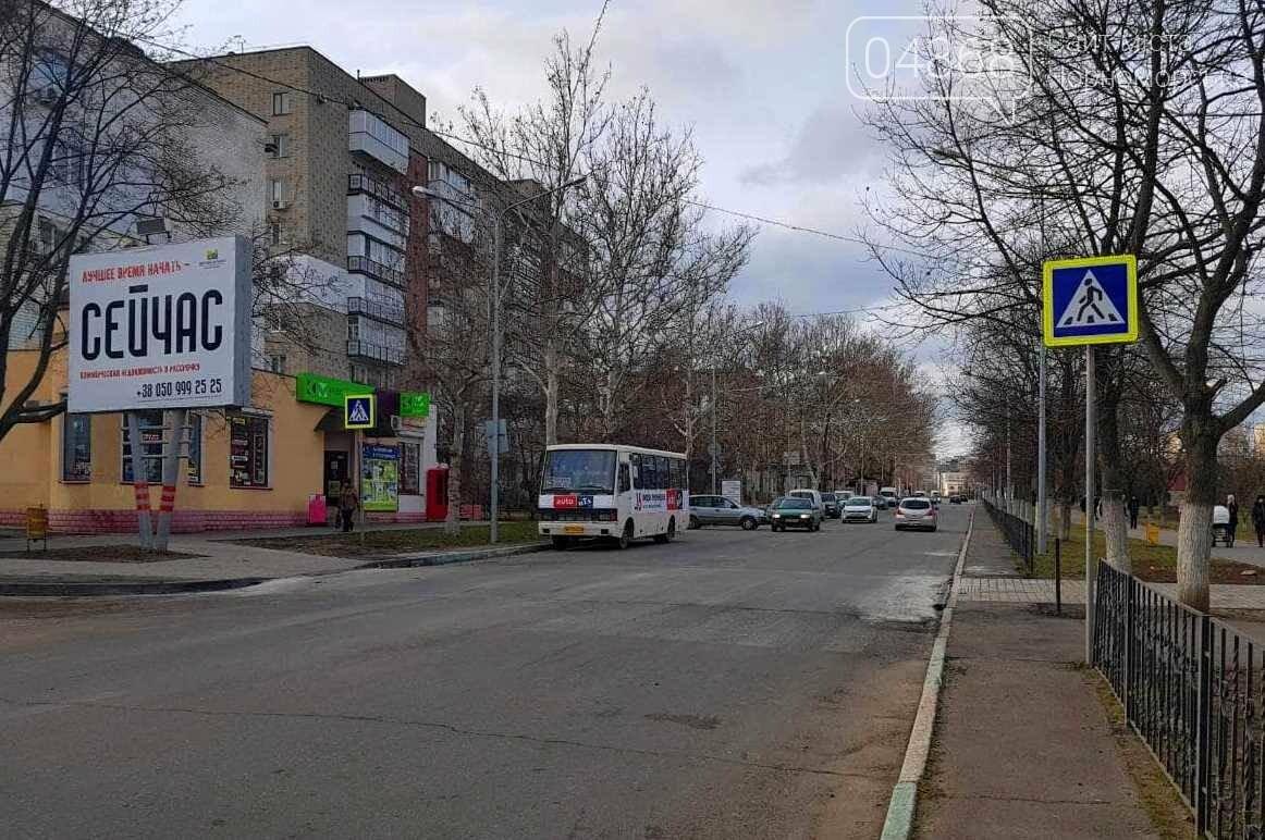 «Автодор» отремонтировал проблемный пешеходный переход в Черноморске, фото-1