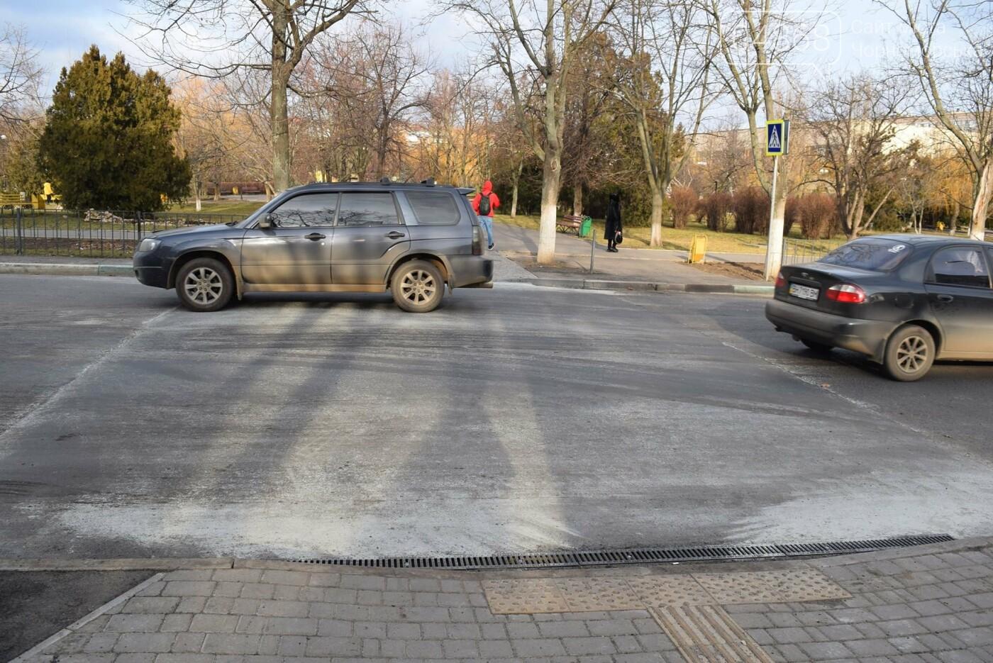 «Автодор» отремонтировал проблемный пешеходный переход в Черноморске, фото-5