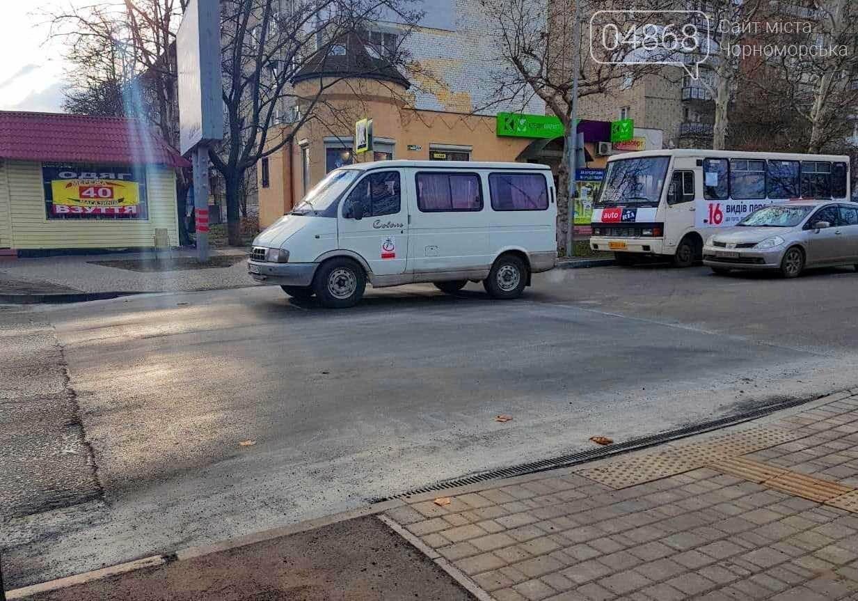 «Автодор» отремонтировал проблемный пешеходный переход в Черноморске, фото-2
