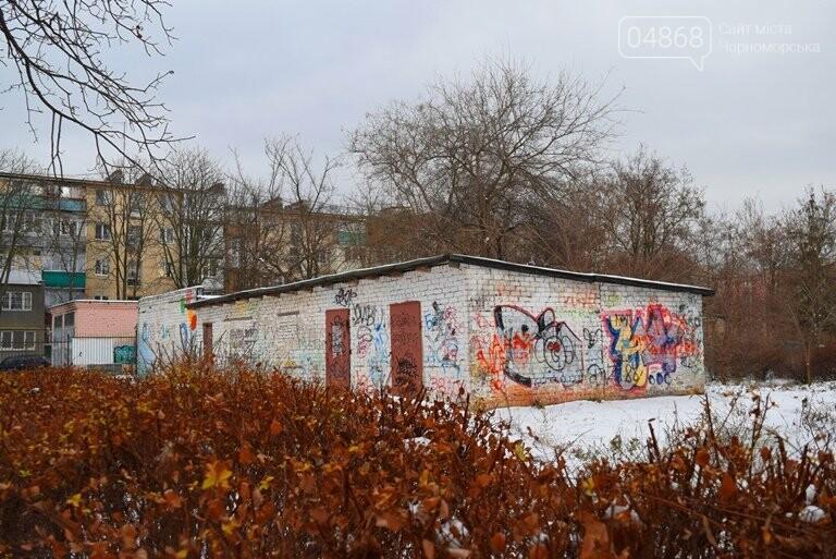 Кто и зачем заварил калитку на входе в одну из школ Черноморска? , фото-9