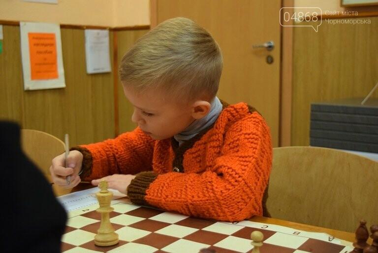 В Шахматно-шашечной школе Черноморска третью неделю идут сражения, фото-7
