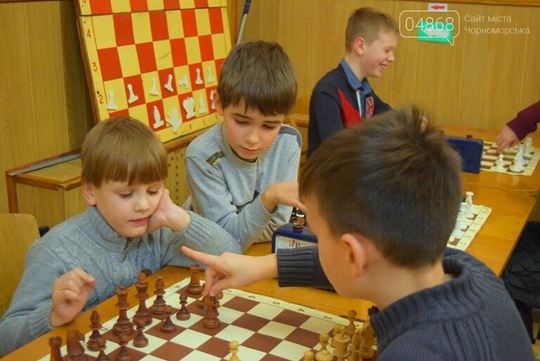 В Шахматно-шашечной школе Черноморска третью неделю идут сражения, фото-10