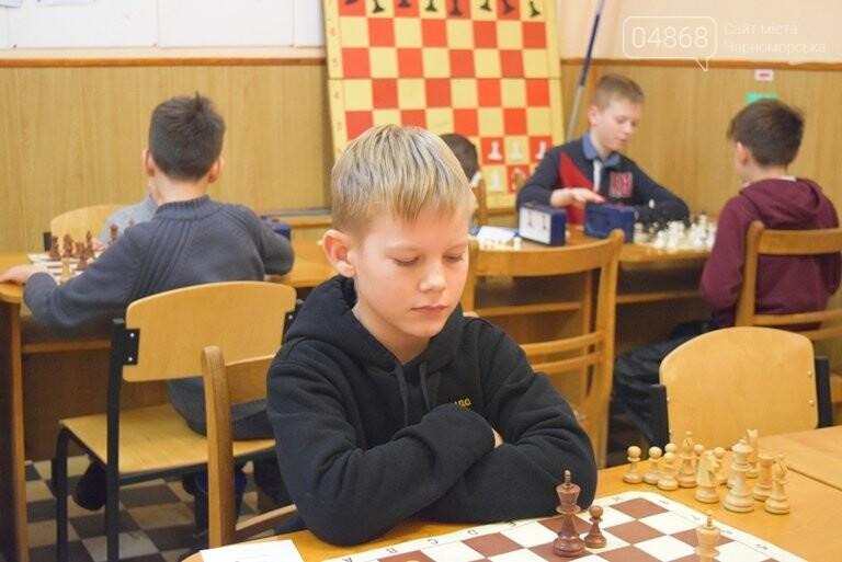В Шахматно-шашечной школе Черноморска третью неделю идут сражения, фото-12