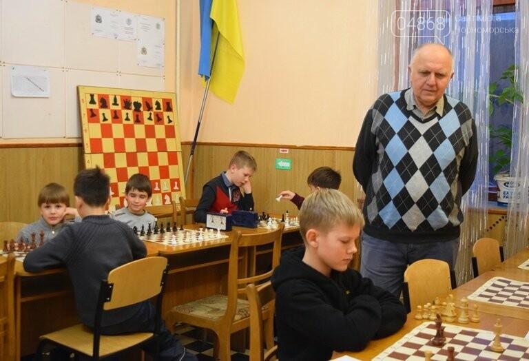 В Шахматно-шашечной школе Черноморска третью неделю идут сражения, фото-5