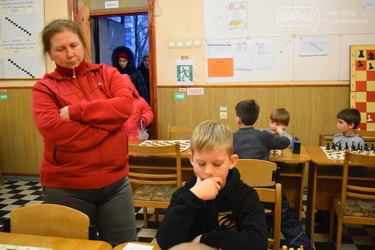 В Шахматно-шашечной школе Черноморска третью неделю идут сражения, фото-6