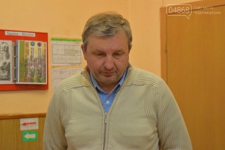 В Шахматно-шашечной школе Черноморска третью неделю идут сражения, фото-13