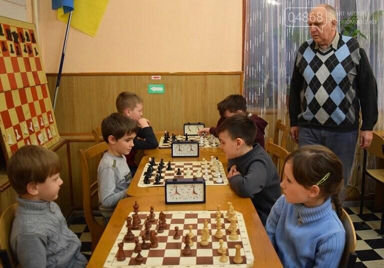 В Шахматно-шашечной школе Черноморска третью неделю идут сражения, фото-15