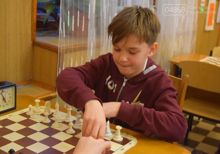 В Шахматно-шашечной школе Черноморска третью неделю идут сражения, фото-16