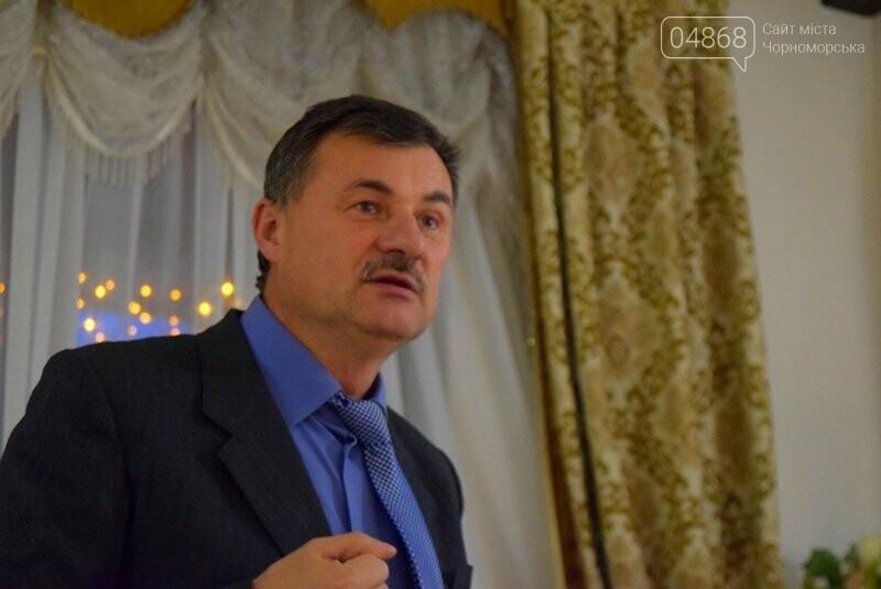 Черноморский поэт и судоремонтник Анатолий Коломойцев отметил свой юбилей презентацией нового поэтического сборника, фото-15