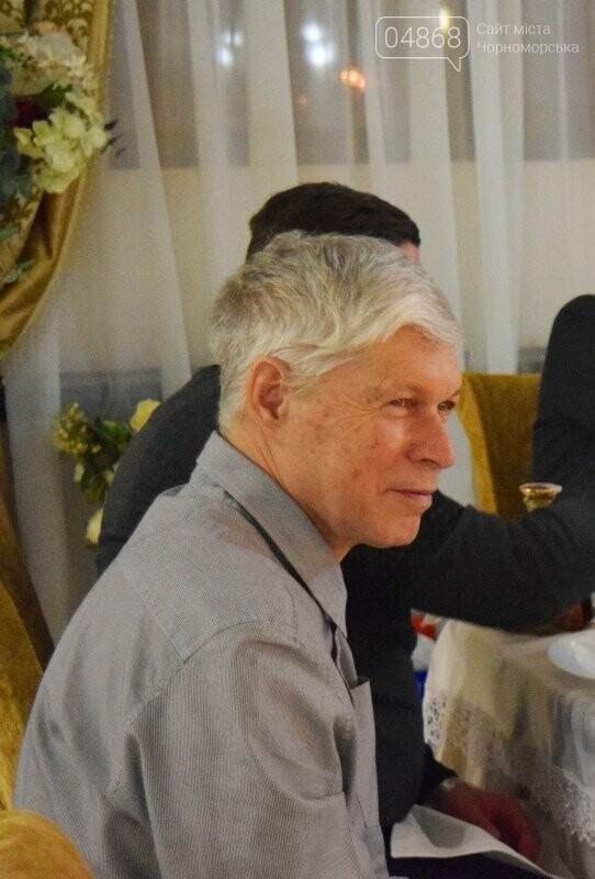 Черноморский поэт и судоремонтник Анатолий Коломойцев отметил свой юбилей презентацией нового поэтического сборника, фото-19