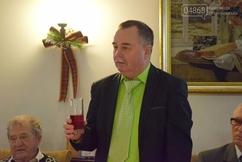 Черноморский поэт и судоремонтник Анатолий Коломойцев отметил свой юбилей презентацией нового поэтического сборника, фото-20
