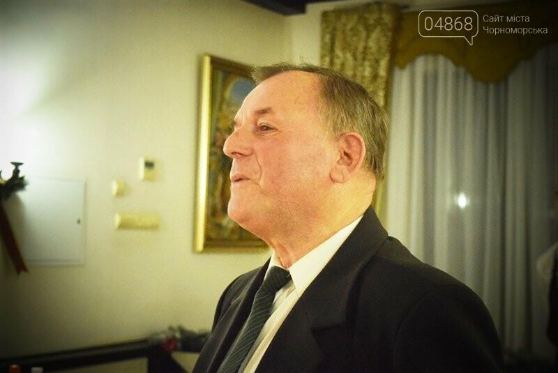 Черноморский поэт и судоремонтник Анатолий Коломойцев отметил свой юбилей презентацией нового поэтического сборника, фото-5