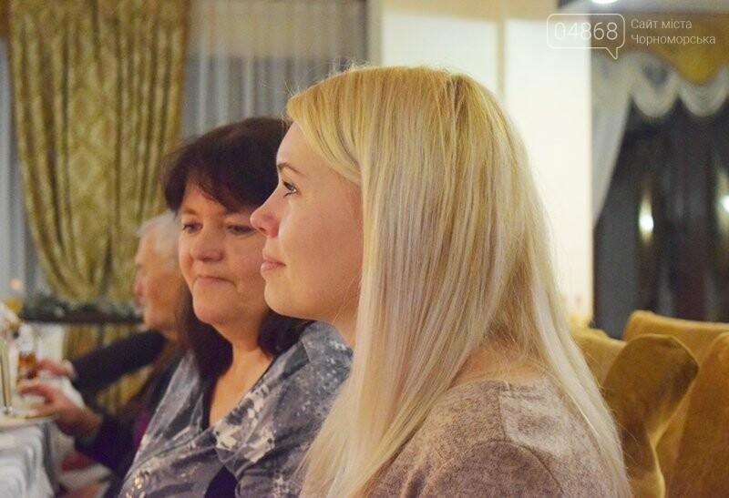 Черноморский поэт и судоремонтник Анатолий Коломойцев отметил свой юбилей презентацией нового поэтического сборника, фото-2