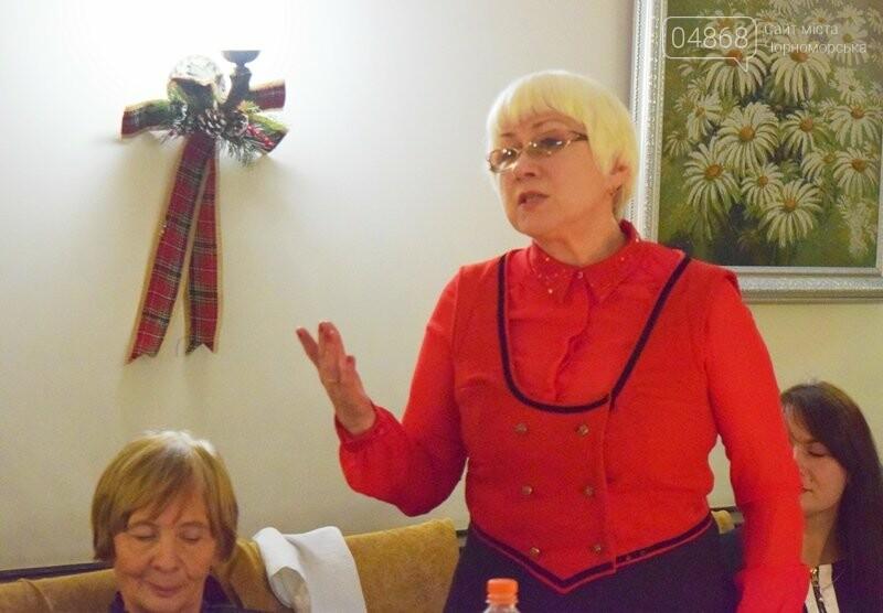 Черноморский поэт и судоремонтник Анатолий Коломойцев отметил свой юбилей презентацией нового поэтического сборника, фото-23