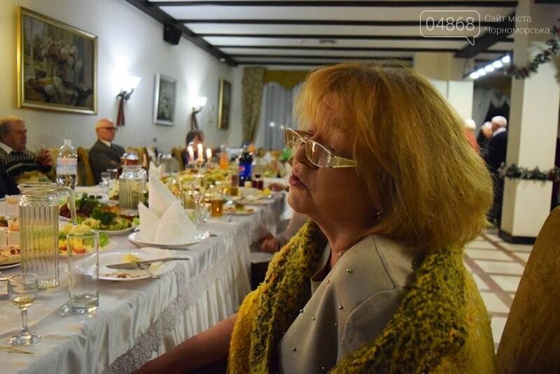 Черноморский поэт и судоремонтник Анатолий Коломойцев отметил свой юбилей презентацией нового поэтического сборника, фото-27