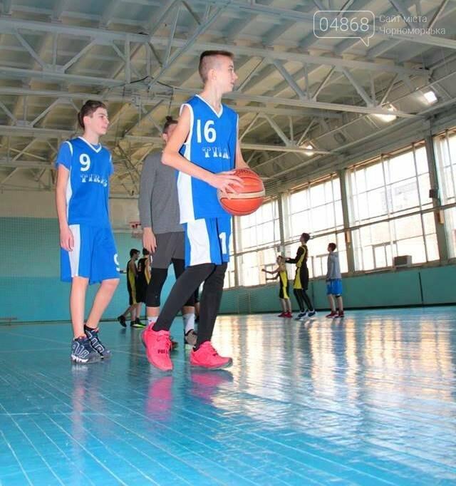 «Молодёжь нужно завлекать в спортивные залы, а не на улицу», – Юрий Крук символически открыл баскетбольный сезон 2019 года в Черноморске , фото-12