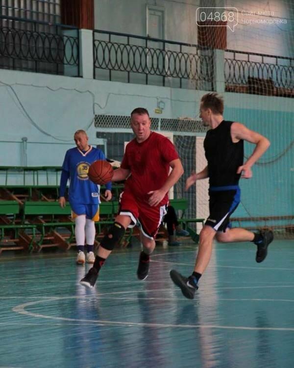 «Молодёжь нужно завлекать в спортивные залы, а не на улицу», – Юрий Крук символически открыл баскетбольный сезон 2019 года в Черноморске , фото-2