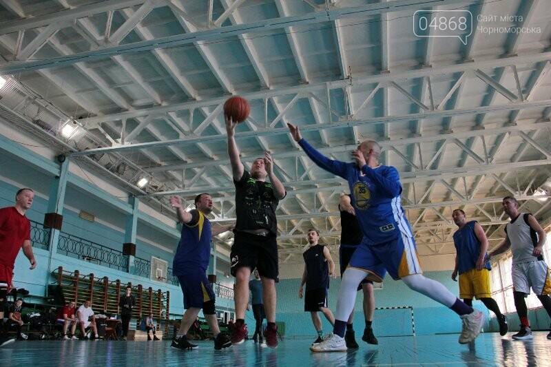 «Молодёжь нужно завлекать в спортивные залы, а не на улицу», – Юрий Крук символически открыл баскетбольный сезон 2019 года в Черноморске , фото-1