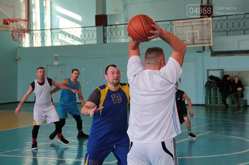 «Молодёжь нужно завлекать в спортивные залы, а не на улицу», – Юрий Крук символически открыл баскетбольный сезон 2019 года в Черноморске , фото-4