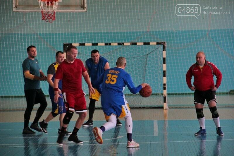 «Молодёжь нужно завлекать в спортивные залы, а не на улицу», – Юрий Крук символически открыл баскетбольный сезон 2019 года в Черноморске , фото-19