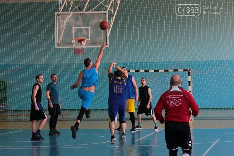 «Молодёжь нужно завлекать в спортивные залы, а не на улицу», – Юрий Крук символически открыл баскетбольный сезон 2019 года в Черноморске , фото-6