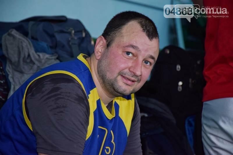 «Молодёжь нужно завлекать в спортивные залы, а не на улицу», – Юрий Крук символически открыл баскетбольный сезон 2019 года в Черноморске , фото-14