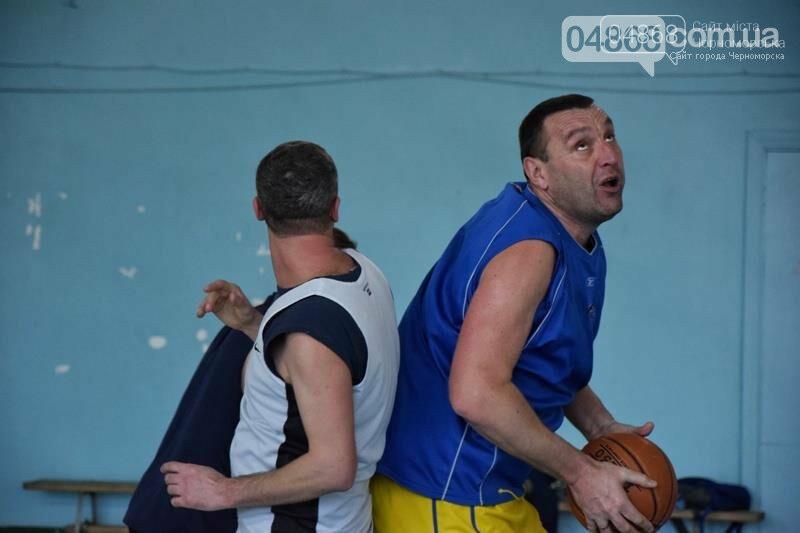 «Молодёжь нужно завлекать в спортивные залы, а не на улицу», – Юрий Крук символически открыл баскетбольный сезон 2019 года в Черноморске , фото-8
