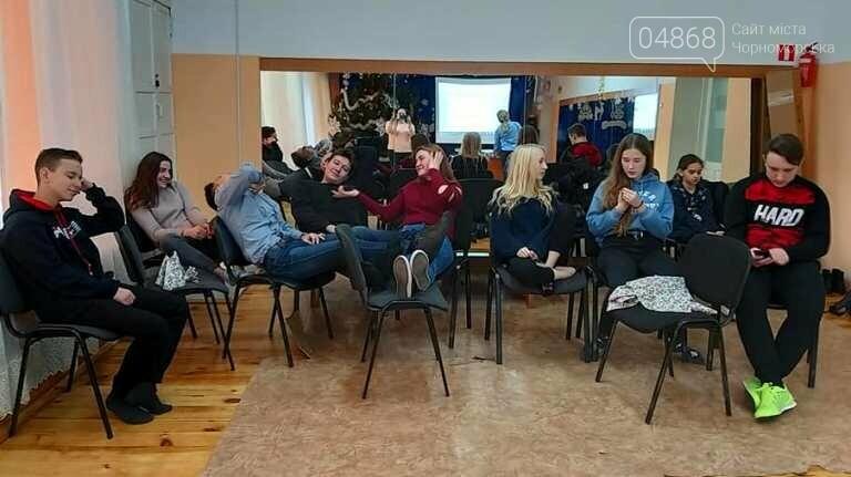 Лагерь лидеров Черноморска: от мастер-классов по фотографии до разговора со шведской студенткой о раздельном сборе мусора, фото-9