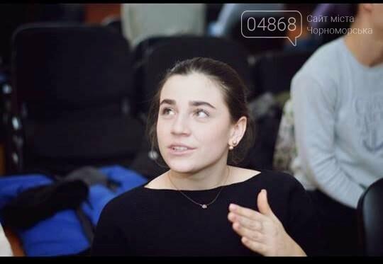 Лагерь лидеров Черноморска: от мастер-классов по фотографии до разговора со шведской студенткой о раздельном сборе мусора, фото-19