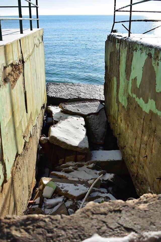 В Черноморске не допустили, чтобы целый жилой массив смыло морем , фото-25