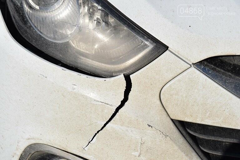 ДТП на дорогах Черноморска: виновник – гололёд, фото-3