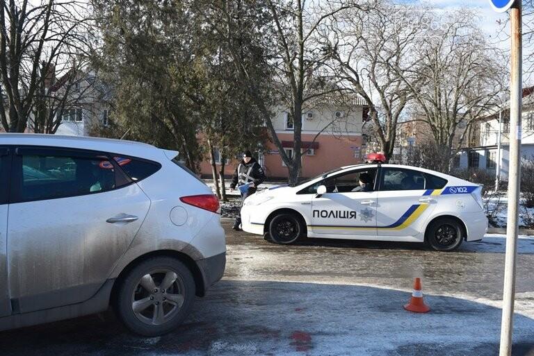 ДТП на дорогах Черноморска: виновник – гололёд, фото-1