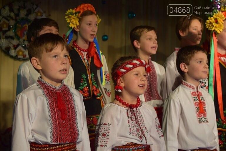 В Черноморске звучали «Рождественские колокола» (фото, видео), фото-8