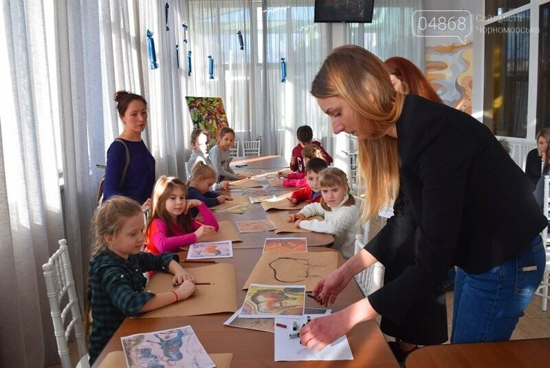 Из Лондона – в Черноморск: Анастасия Белоус рассказала о новых муралах и представила увлекательный арт-проект , фото-12