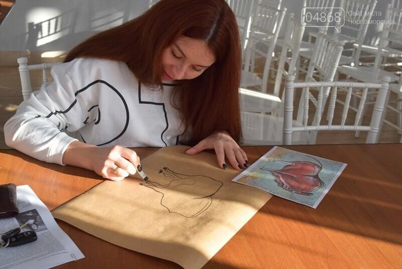 Из Лондона – в Черноморск: Анастасия Белоус рассказала о новых муралах и представила увлекательный арт-проект , фото-13