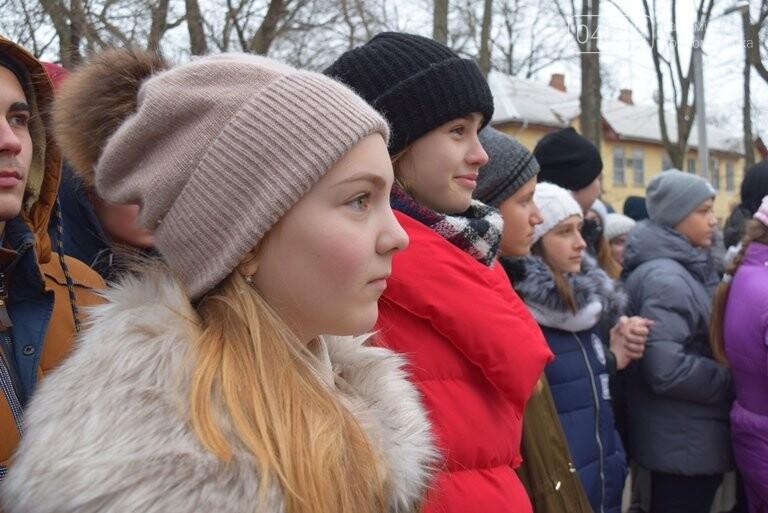 В Черноморске отметили 100-летие Соборности Украины, фото-7