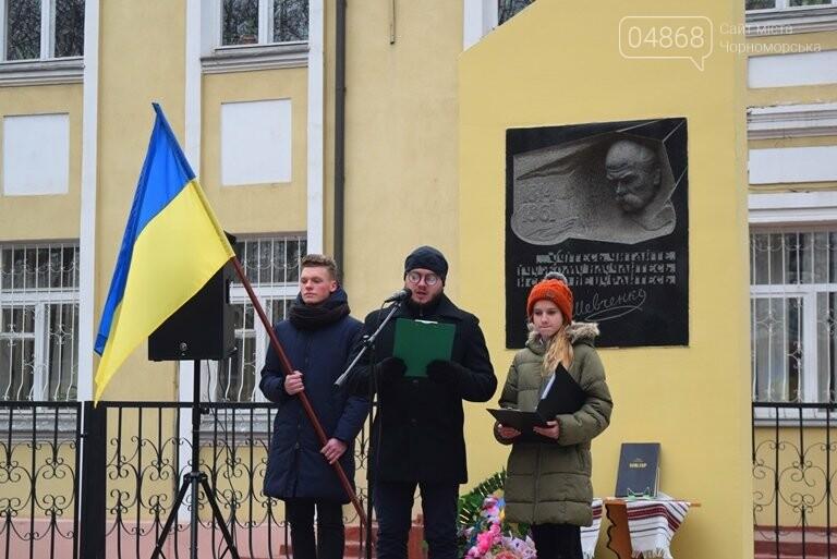 В Черноморске отметили 100-летие Соборности Украины, фото-11