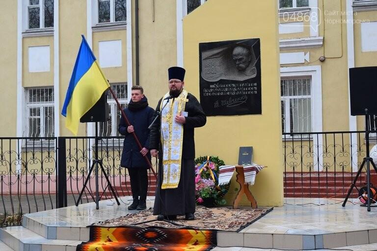 В Черноморске отметили 100-летие Соборности Украины, фото-15