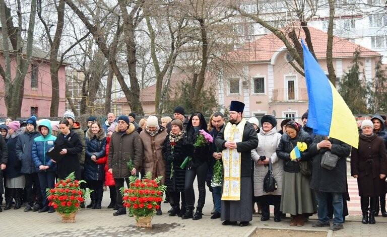 В Черноморске отметили 100-летие Соборности Украины, фото-18