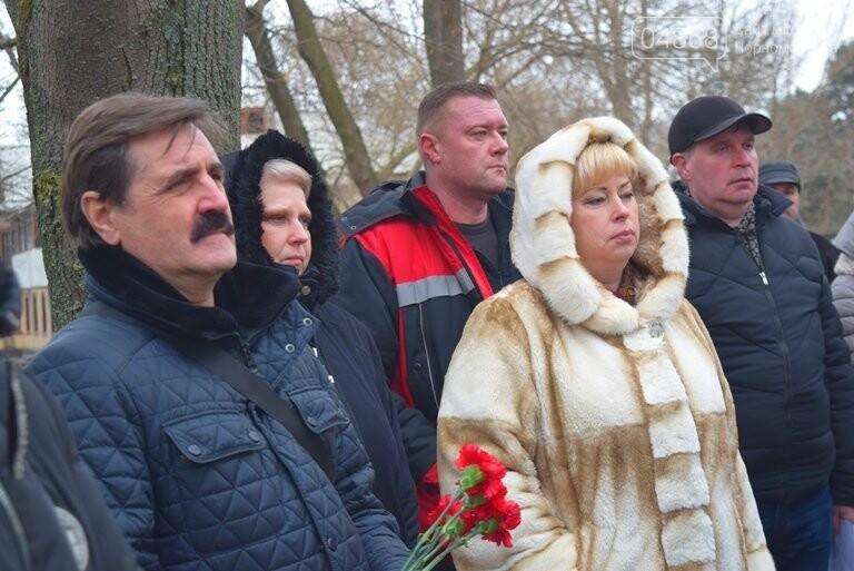 В Черноморске отметили 100-летие Соборности Украины, фото-21