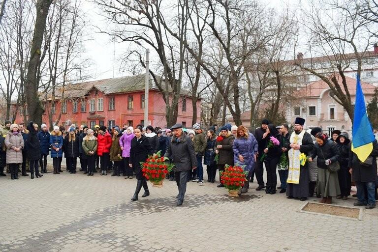 В Черноморске отметили 100-летие Соборности Украины, фото-4