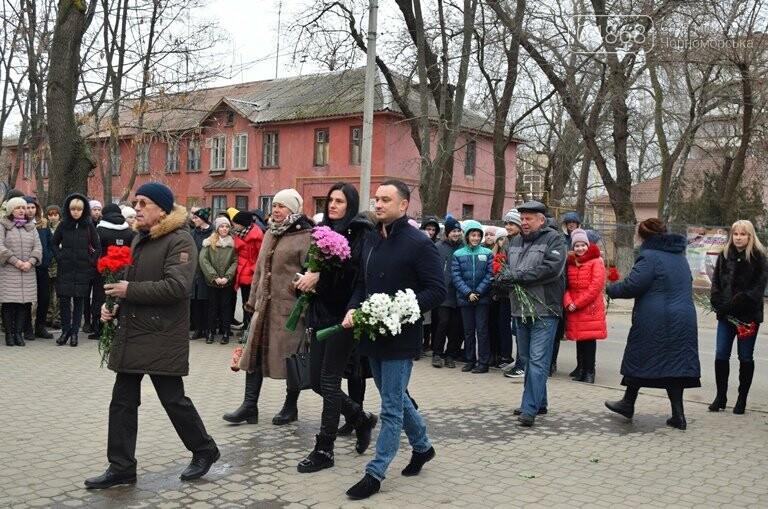 В Черноморске отметили 100-летие Соборности Украины, фото-23