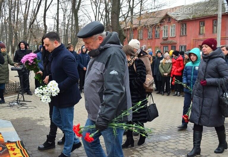 В Черноморске отметили 100-летие Соборности Украины, фото-5