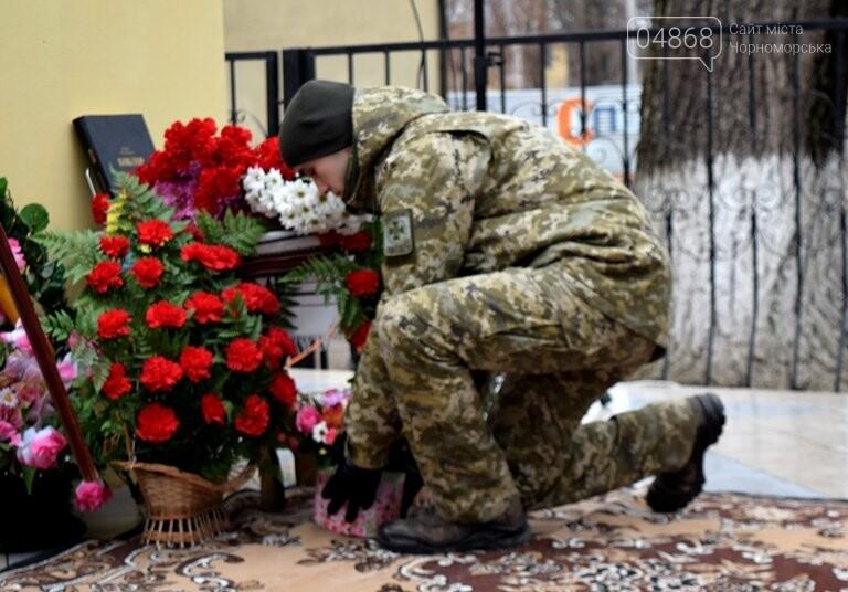 В Черноморске отметили 100-летие Соборности Украины, фото-3