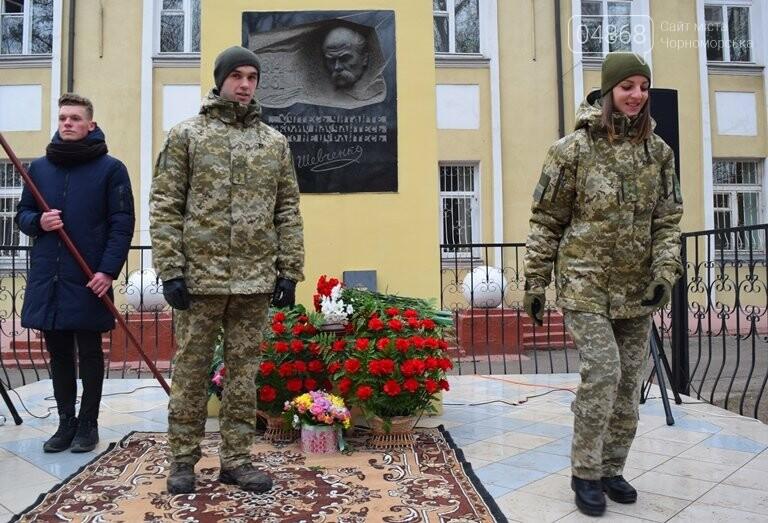 В Черноморске отметили 100-летие Соборности Украины, фото-26