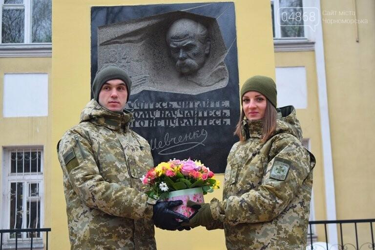 В Черноморске отметили 100-летие Соборности Украины, фото-10