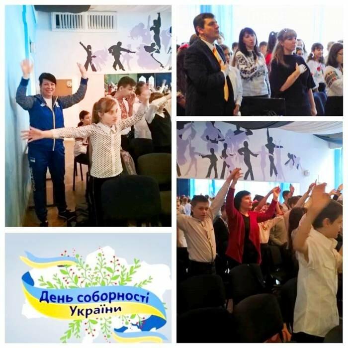 В Черноморске отметили 100-летие Соборности Украины, фото-2